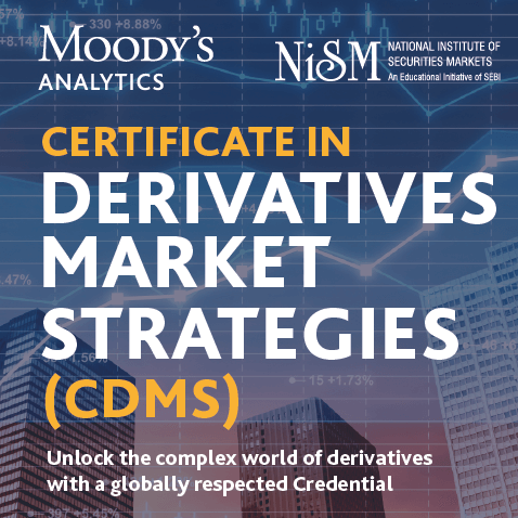 Certificate in Derivatives Market Strategies
