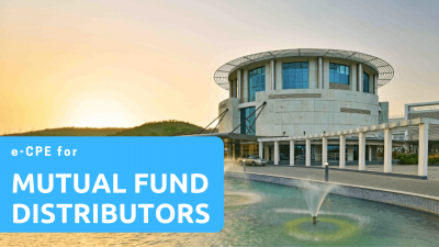 eCPE for Mutual Fund Distributors